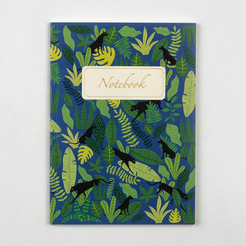 Black Panther Notebook
