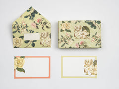 Magnolia Grandiflora Stationery set