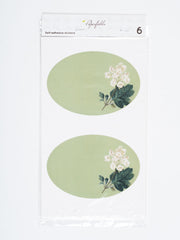 Botanical stickers