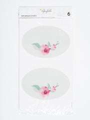 English rose stickers