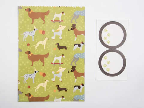 Pawsome Gift Envelopes