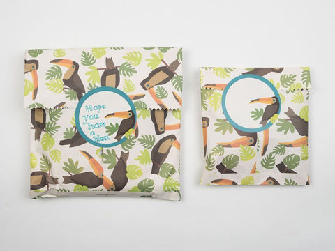 Toucan Gift Envelopes