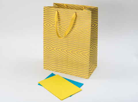 Cleopatra Gift Bag - Yellow