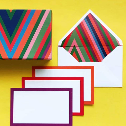 Prism stationery set
