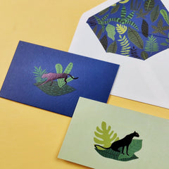 Black Panther Stationery set