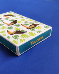 Toucan Stationery Set