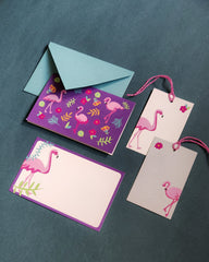 Flamingo Children set