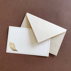 Trumpet Shell Stationery set