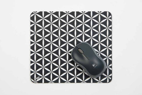 Black & White Mousepad