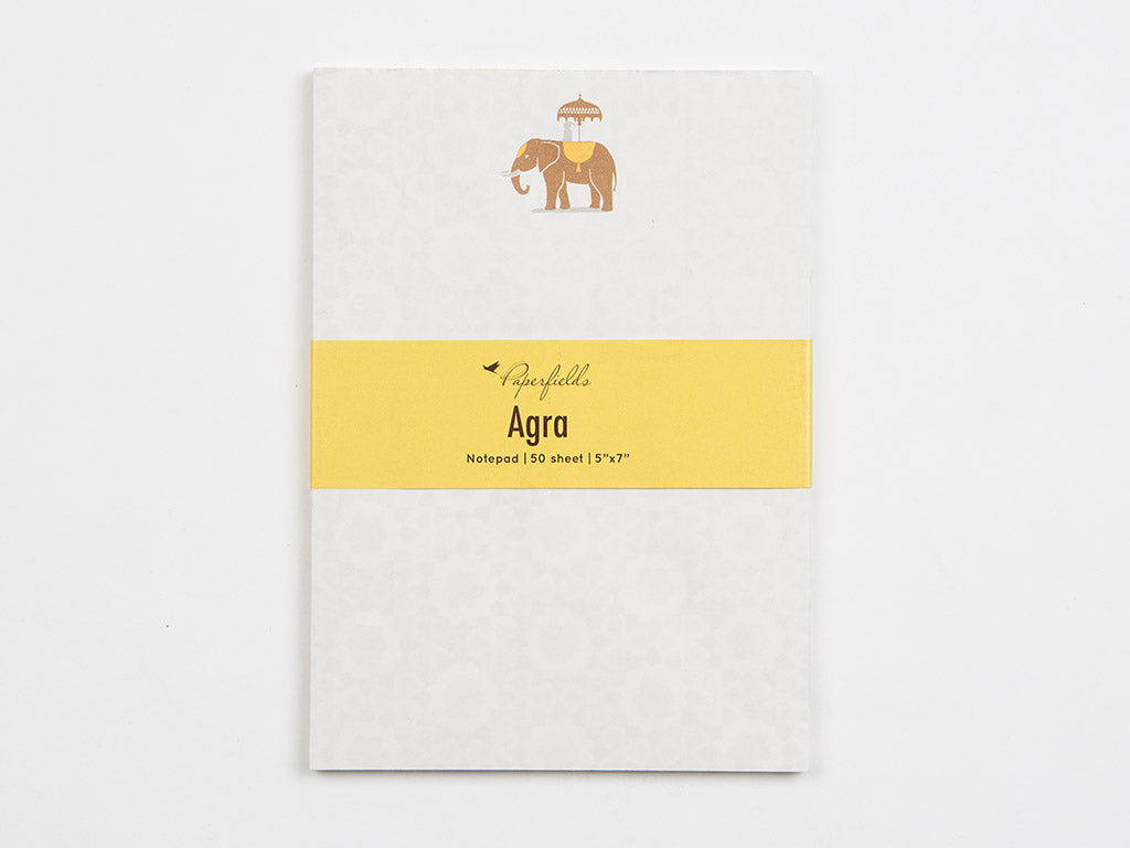 Agra Tear-off Notepad