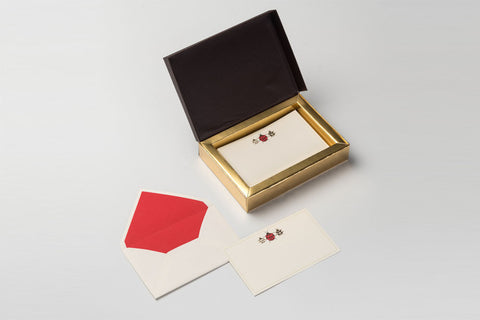 Lady Bird Stationery Set