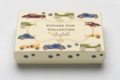 Vintage Car Stationery Sets