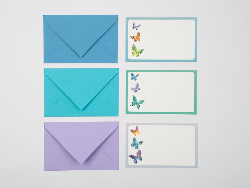Flutter Stationery Set