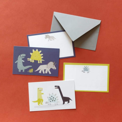 Dino Stationery set