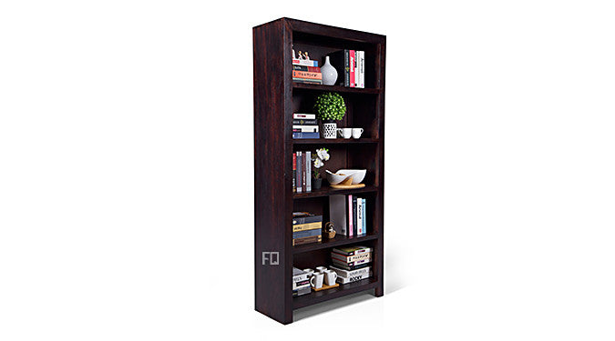 Solitude Book Cabinet (Walnut)