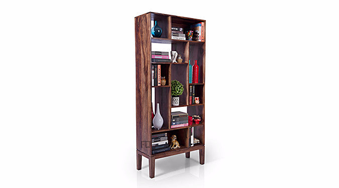 Ritchie Book Cabinet (Teak)