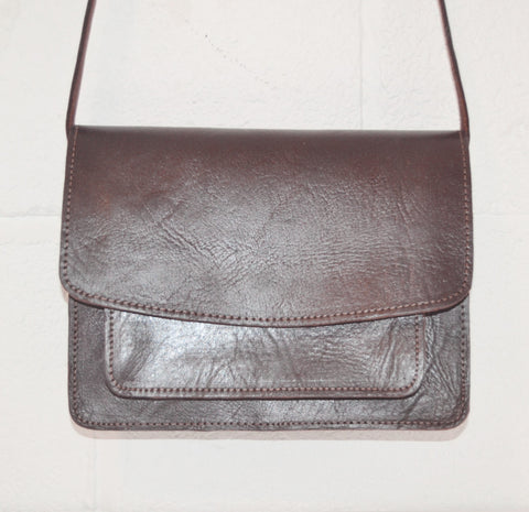 ISMAD MEDINA CROSSBODY (Chocolate Brown)