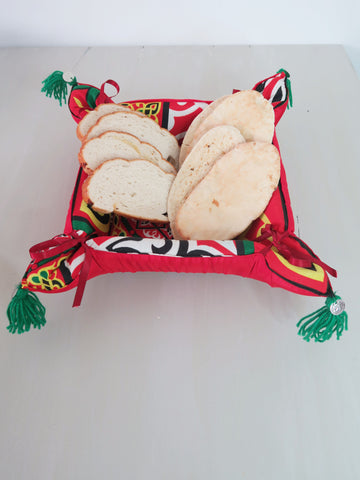 RAMADAN FABRIC BREAD BASKETS