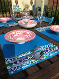 KHAYAMAYA COTTON PLACEMATS (set of 4)