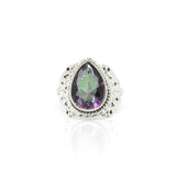 MYSTIC TOPAZ GYPSY RING