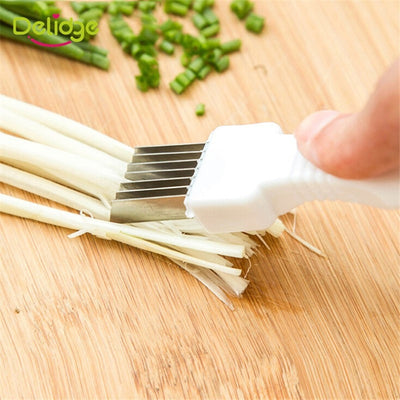 Stainless Steel Green Onions Cutter