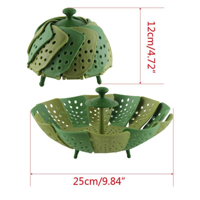 Lotus Steamer Basket