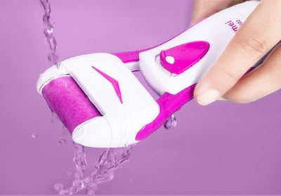 Electric Foot Care - Skin Remover
