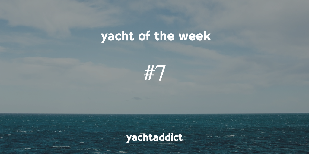 Yacht of the week #7 - M/Y OKTO
