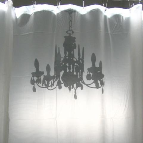 Chandelier Curtain