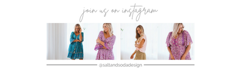 Salt and Soda Instagram @saltandsodadesign