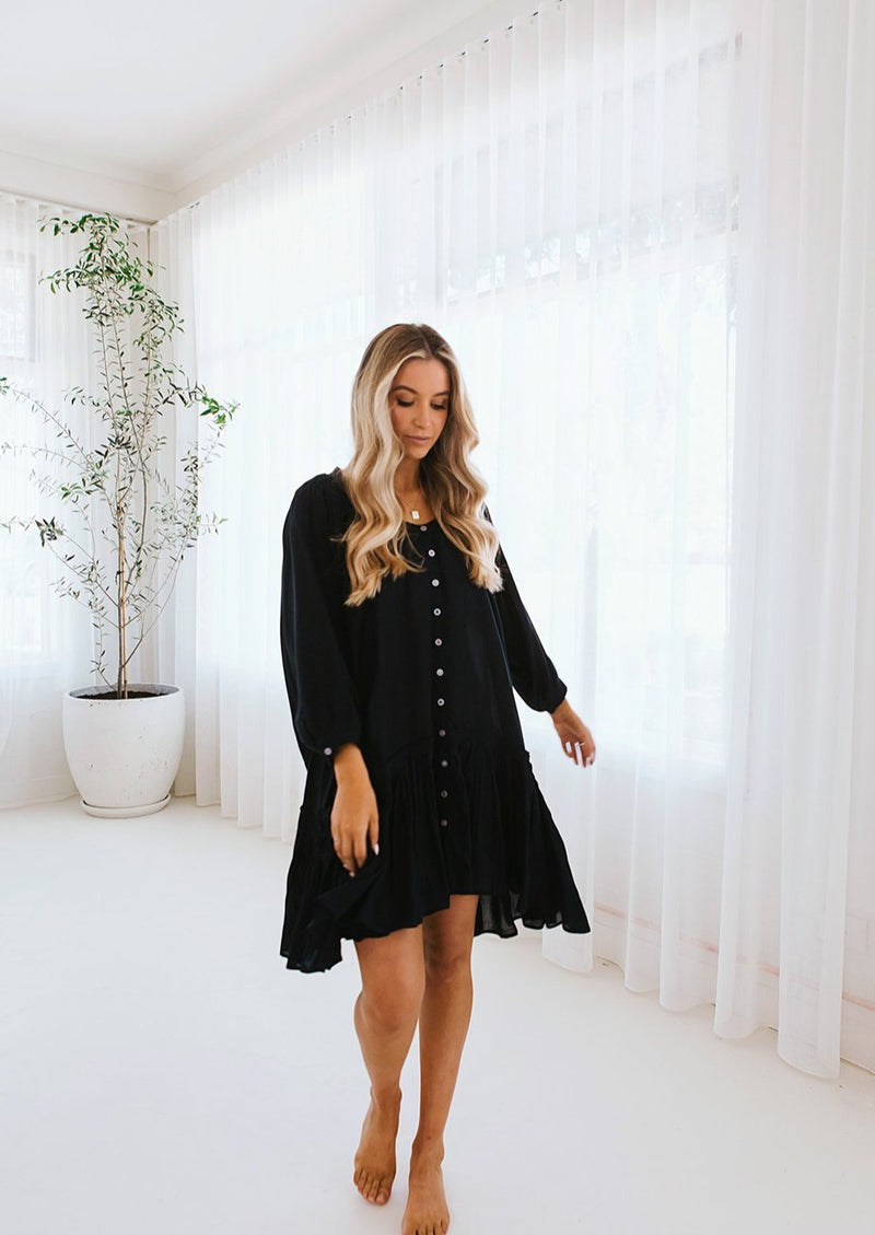 Positano Dress Midnight