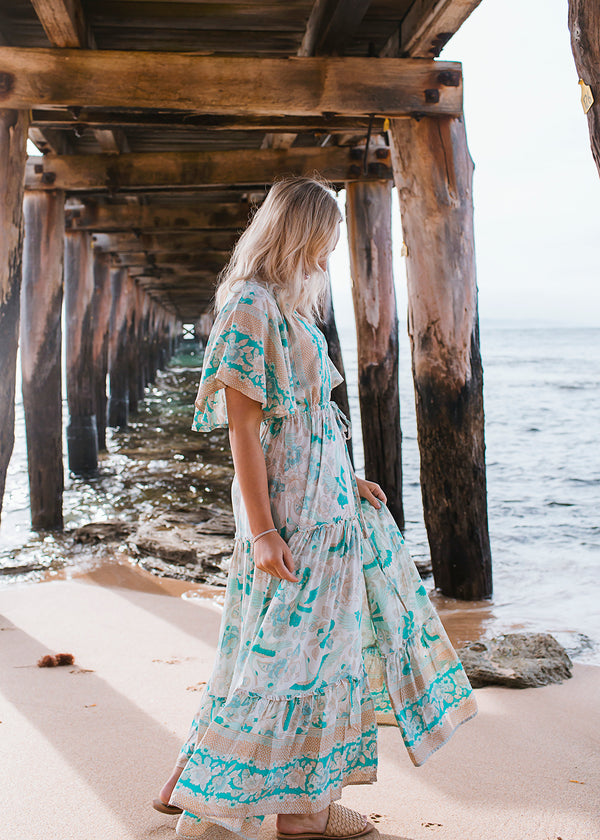 Molokai Dress Seashell