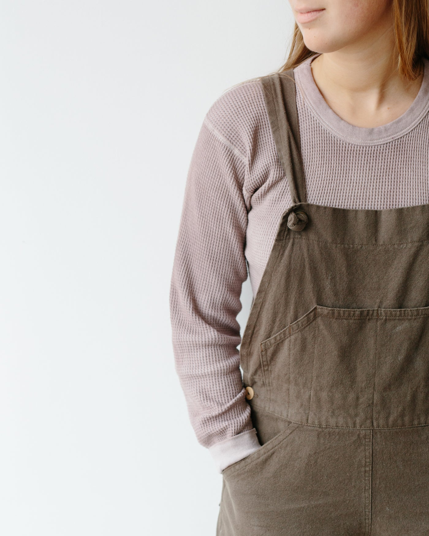 HOLD. Everyday Overalls