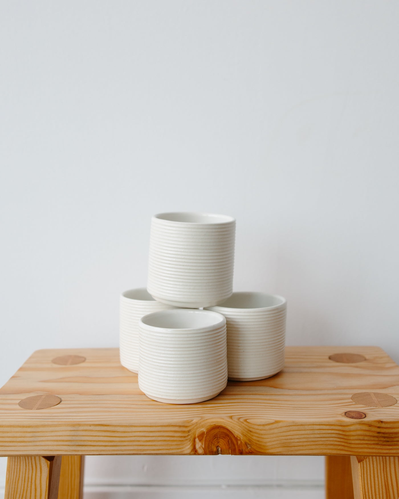 Threaded Tumblers