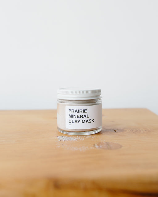 Prairie Mineral Clay Mask