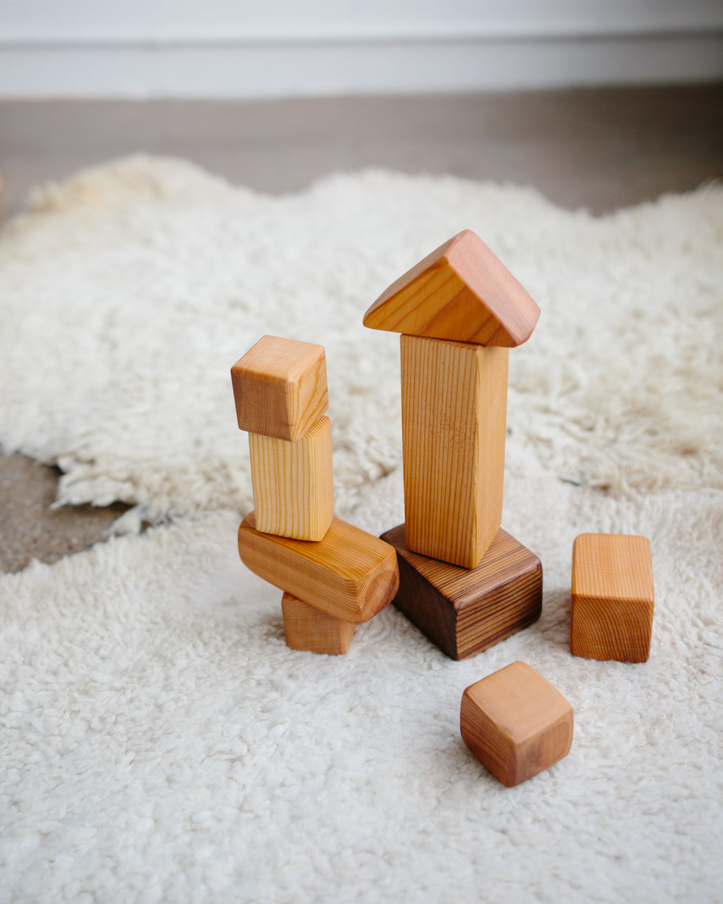 Cedar and Fir Kids blocks