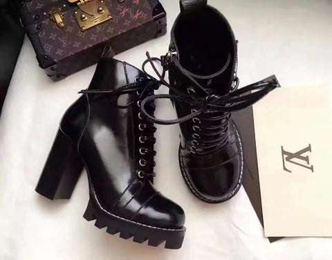 Star Trail Ankle Boots Style Steal Boutique