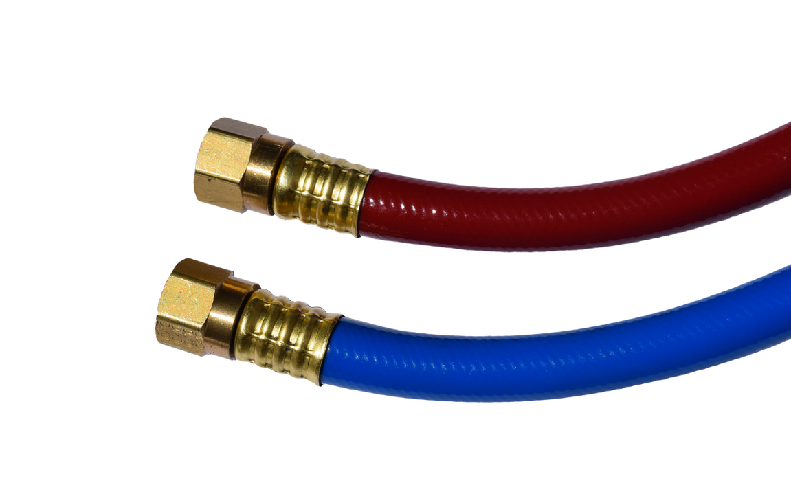 Two Part JIC/JIC Supply Hose