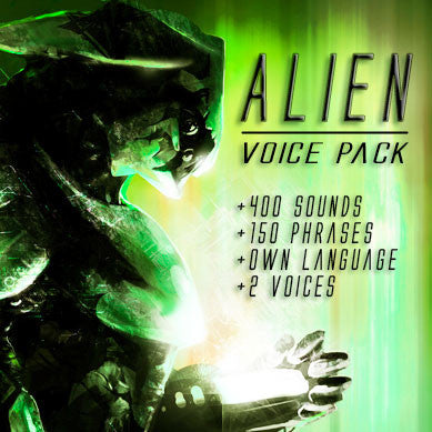 Alien game voice pack