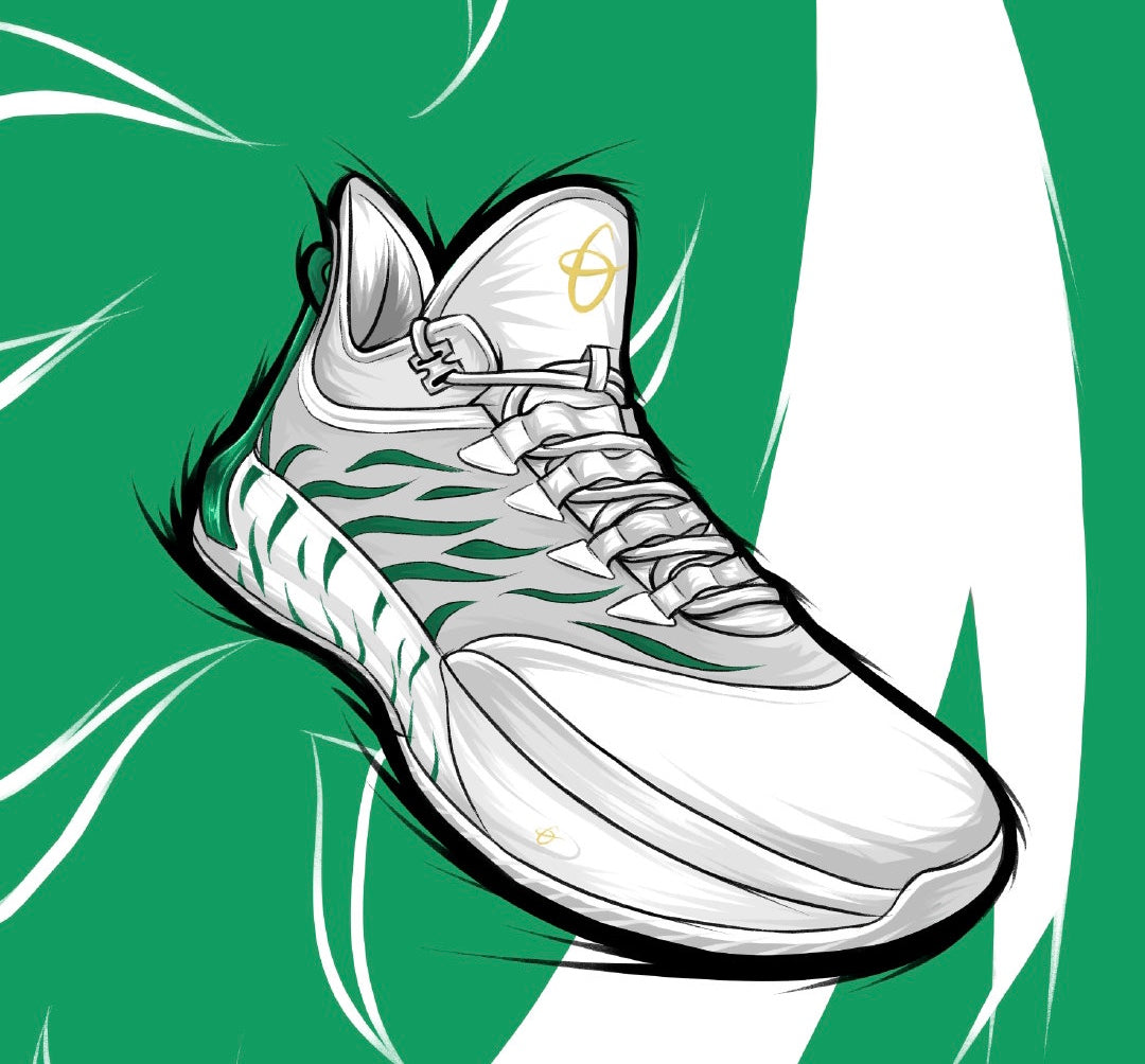 Gordon Hayward's first signature shoes is unveiled