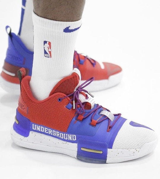 PEAK PEAK LOU WILLIAMS UNDERGROUND Mismatched Blue/Red