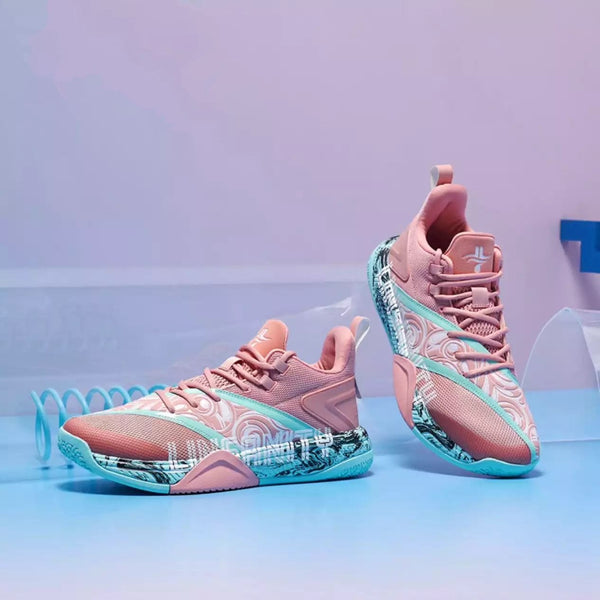 Xtep Linsanity 1 Pink/ Blue