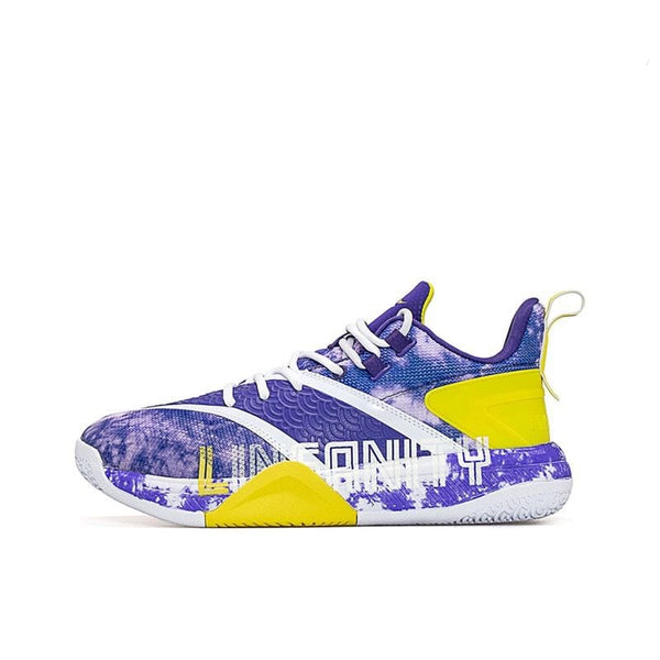 Xtep Linsanity 1 Blue/ Yellow/ White