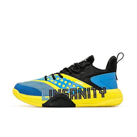 Xtep Linsanity 1 Blue/ Yellow/ Black