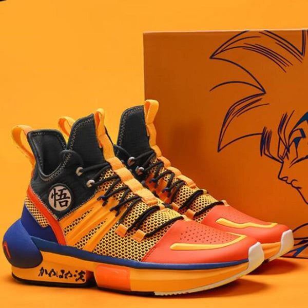 "Anta x Dragon Ball Super ""Son Goku"" Men's Basketball Culture Shoes"