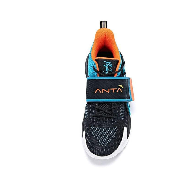 ANTA Anta Klay Thompson KT Splash 2- Black/Blue/Orange