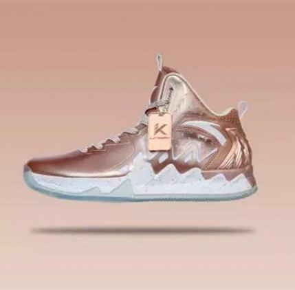ANTA ANTA Klay Thompson KT2 Rose Gold