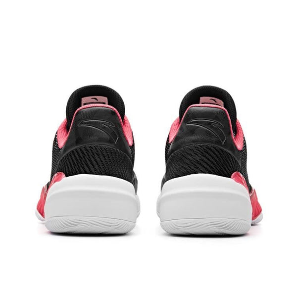 ANTA Shock the Game 2 Low Black/Red