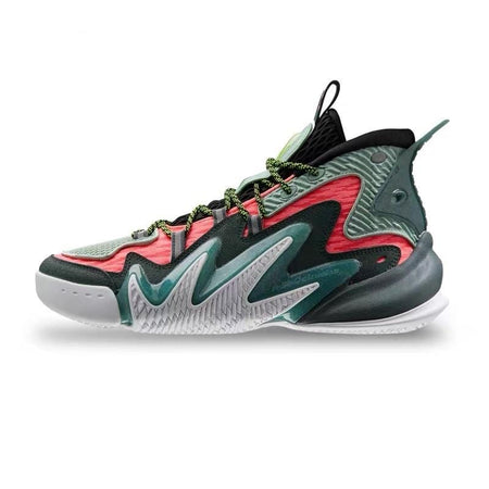 ANTA ANTA Shock the Game 4.0 Green & Black