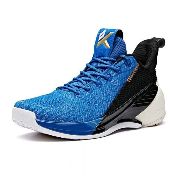 ANTA Basketball Anta Klay Thompson KT4 Low Blue Hawk